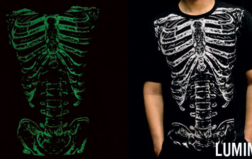 Glow Bone T-Shirt - SALE