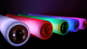 LED Stick Foam - sound sensitive